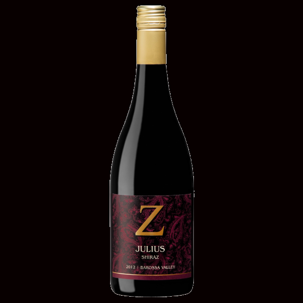 2012 JULIUS SHIRAZ