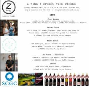 SCGC Spring Dinner_2019