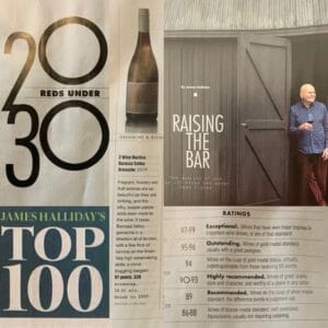 James Halliday Top 100 2019