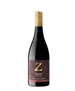 Julius 2018 Shiraz_bottle shot