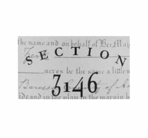 SECTION 3146 RANGE