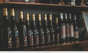 z wine cellar door wines